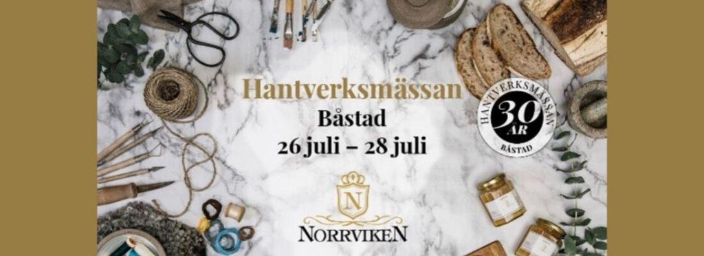 Utställninig på Hanteverksmässan Norrvikens trädgårdar 2628 kiöo 2019
